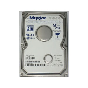 Maxtor DiamondMax Plus 9  120 GB