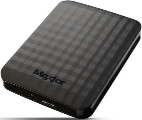 "2,5"" 500GB Maxtor USB 3.0 HDD fekete STSHX-M500TCBM"