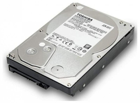 "3,5"" SATA3 1TB Toshiba 7200 32MB HDD DT01ACA100"