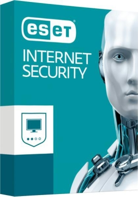 ESET Internet Security 2019 dobozos