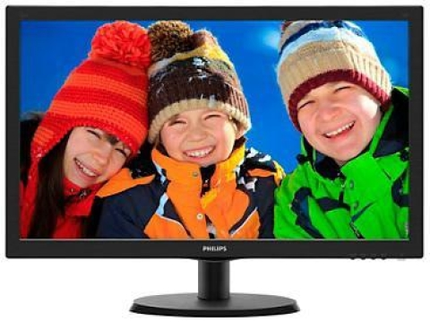 "Philips 21,5"" 223V5LHSB2/00 LED monitor"
