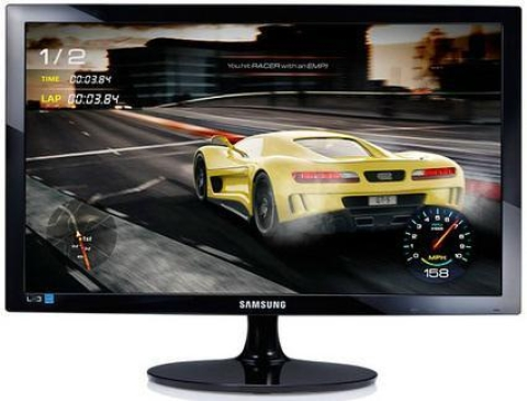 "Samsung 24"" S24D330H LED monitor"