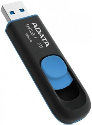 USB Flash Ram 32GB A-DATA AUV128-32G-RBE USB 3.0
